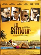 Le siffleur - French Movie Poster (xs thumbnail)