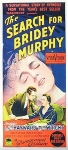 The Search for Bridey Murphy - Australian Movie Poster (xs thumbnail)