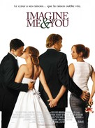 Imagine Me & You - French Movie Poster (xs thumbnail)