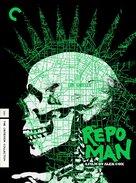 Repo Man - DVD cover (xs thumbnail)
