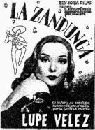 La zandunga - Mexican poster (xs thumbnail)