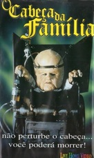 Head of the Family - Brazilian VHS cover (xs thumbnail)