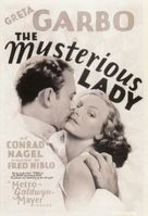 The Mysterious Lady - Movie Poster (xs thumbnail)