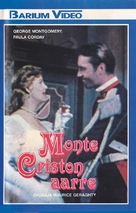 The Sword of Monte Cristo - Finnish VHS cover (xs thumbnail)