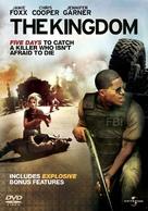 The Kingdom - DVD movie cover (xs thumbnail)