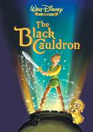 The Black Cauldron - DVD movie cover (xs thumbnail)