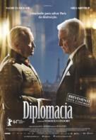 Diplomatie - Portuguese Movie Poster (xs thumbnail)
