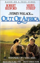 Out of Africa - Movie Cover (xs thumbnail)