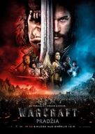 Warcraft - Lithuanian Movie Poster (xs thumbnail)