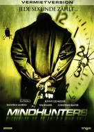 Mindhunters - German Movie Cover (xs thumbnail)