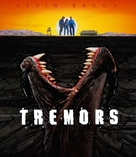 Tremors - German Blu-Ray cover (xs thumbnail)
