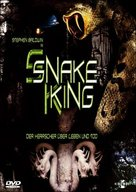 The Snake King - German poster (xs thumbnail)