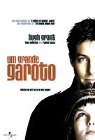 About a Boy - Brazilian poster (xs thumbnail)