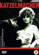 Katzelmacher - British DVD cover (xs thumbnail)