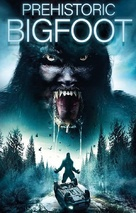 Bigfoot: The Unforgettable Encounter - German DVD movie cover (xs thumbnail)