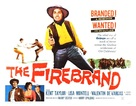 The Firebrand - Movie Poster (xs thumbnail)