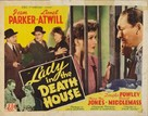 Lady in the Death House - Movie Poster (xs thumbnail)