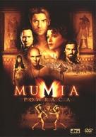 The Mummy Returns - Polish Movie Cover (xs thumbnail)