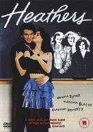 Heathers - British DVD movie cover (xs thumbnail)