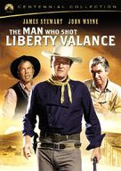 The Man Who Shot Liberty Valance - Movie Cover (xs thumbnail)
