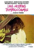 Ya bon les blancs - Spanish Movie Poster (xs thumbnail)