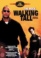 Walking Tall - Danish DVD cover (xs thumbnail)