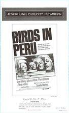 Les oiseaux vont mourir au Pérou - poster (xs thumbnail)