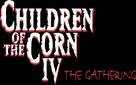 Children of the Corn IV: The Gathering - Logo (xs thumbnail)