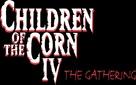 Children of the Corn IV: The Gathering - Logo (xs thumbnail)