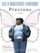 Precious: Based on the Novel Push by Sapphire - French Movie Poster (xs thumbnail)
