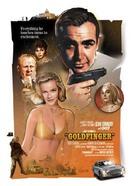 Goldfinger - poster (xs thumbnail)