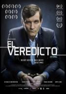 Het Vonnis - Spanish Movie Poster (xs thumbnail)