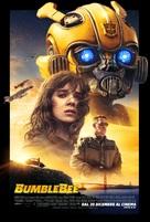 Bumblebee - Italian Movie Poster (xs thumbnail)