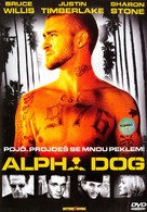 Alpha Dog - Czech Movie Cover (xs thumbnail)