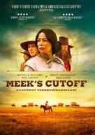 Meek's Cutoff - Finnish DVD cover (xs thumbnail)