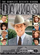 """Dallas"" - DVD movie cover (xs thumbnail)"