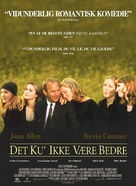 The Upside of Anger - Danish Movie Poster (xs thumbnail)