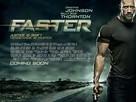 Faster - British Movie Poster (xs thumbnail)