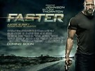 Faster - British Movie Poster (xs thumbnail)
