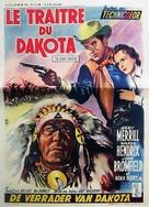 The Black Dakotas - Belgian Movie Poster (xs thumbnail)