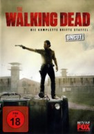 """""""The Walking Dead"""" - German DVD movie cover (xs thumbnail)"""