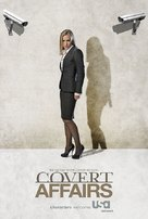 """Covert Affairs"" - Movie Poster (xs thumbnail)"
