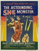 The Astounding She-Monster - Movie Poster (xs thumbnail)