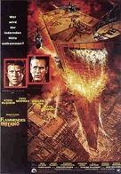 The Towering Inferno - German Movie Poster (xs thumbnail)