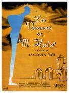 Les vacances de Monsieur Hulot - French Movie Poster (xs thumbnail)