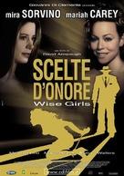 WiseGirls - Italian poster (xs thumbnail)