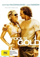Fool's Gold - Australian Movie Cover (xs thumbnail)