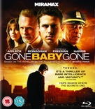Gone Baby Gone - British Blu-Ray movie cover (xs thumbnail)