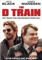 The D Train - DVD movie cover (xs thumbnail)