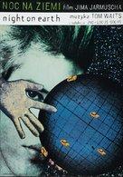 Night on Earth - Polish Movie Poster (xs thumbnail)